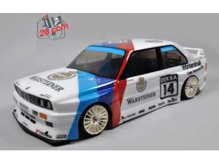 FG Challenge Line 1:5 BMW E30 2WD 27cc RTR - painted body