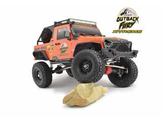 FTX Outback Fury Xtreme 4x4 Trail Crawler Roller