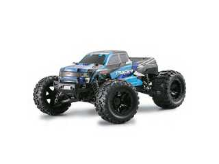 FTX Tracer 1/16 4WD Electro Monster Truck RTR - Blauw