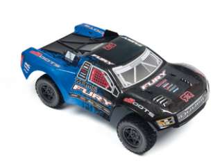 FURY MEGA PAINTED DECALED TRIMMED BODY BLUE - AR402176