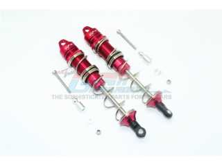 GPM Aluminium Rear Double Section Spring Dampers 135MM for ARRMA 1/8 Rood
