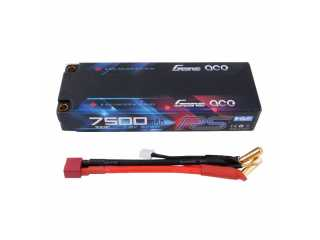 Gens ace 7500mAh 7.6V High Voltage 100C-200C 2S1P Series Lipo Battery