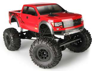 HPI Crawler King Ford Raptor electric monster truck RTR