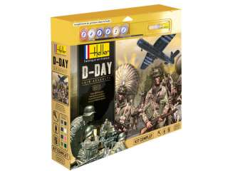 Heller D-Day Air Assault - 1:72 bouwpakket