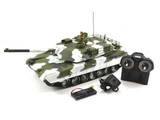 Hobby Engine Premium Label RC M1A1 Abrams Tank Winter - 2.4Ghz