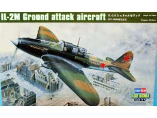 HobbyBoss IL-2M Ground Attack Aircraft 1:32