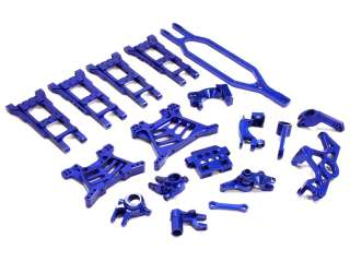 Integy Billet Machined T3 Complete Conversion Kit for 1/10 Slash 4X4 (non-LCG)