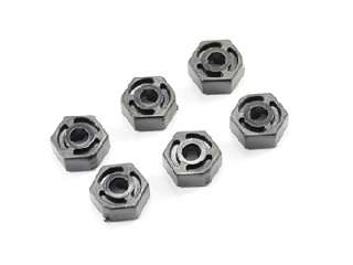 Ishima Wheel Hex 8 pcs - ISH-010-028