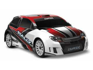 LaTrax Rally 1/18 brushed RTR 2.4Ghz - inclusief Power Pack
