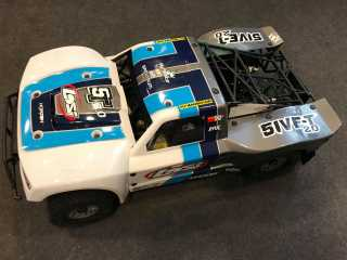 Losi 1/5 5IVE-T 2.0 4WD Short Course Truck Gas BND