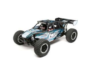 Losi 1/5 Desert Buggy XL-E 4WD Electric RTR with AVC Grey