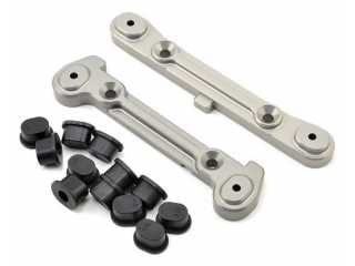 Losi Adjustable Rear Hinge Pin Brace with Inserts: 5IVE B, 5T, MINI WRC - TLR254001