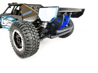 Losi DBXL-E - T-Bone Racing XV4 Rear Bumper