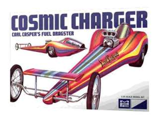 MPC Cosmic Charger Carl Casper\'s Fuel Dragster 1:25 bouwpakket