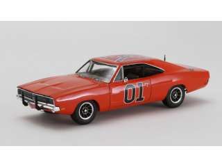 MPC The Dukes of Hazzard General Lee Dodge Charger 1:16 bouwpakket
