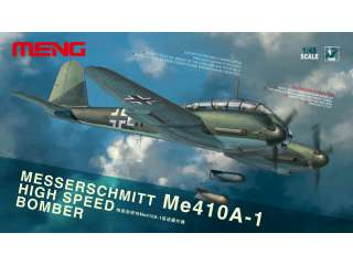 Meng Messerschmitt Me410A-1 High Speed Bomber - 1:48 bouwpakket