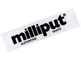 Milliput Superfine White - 113.4gr