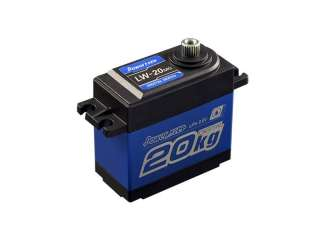 Power HD waterproof servo met metalen tandwielen - PHD-LW20MG