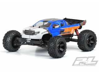 Proline body Brute for ARRMA Outcast 6S & Notorious 6S