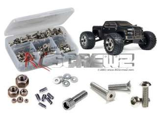 RCScrewZ - Arrma RC  Nero Big Rock Stainless Screw Kit