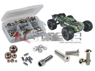 RCScrewZ - Arrma RC Kraton 1:8 Stainless Screw Kit