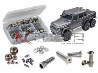 RCScrewZ Traxxas TRX-6 Mercedes-Benz G 63 AMG 6x6 Stainless Screw Kit