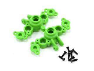 RPM 1/16 E-Revo & Slash Axle Carriers - Green RPM73164