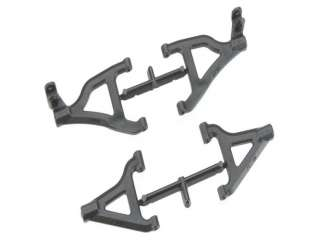 RPM 1/16 Slash 4x4 Front A-Arm set - Black RPM80652