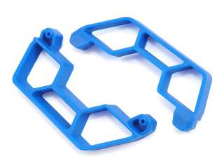 RPM Nerf bars for Traxxas LCD Slash 2WD blue - RPM73865