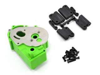 RPM Stampede & Rustler & Bandit & Slash Hybrid Gearbox Housing - Green RPM73614