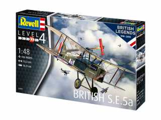 Revell 100 Years RAF British S.E. 5a in 1:48 bouwpakket