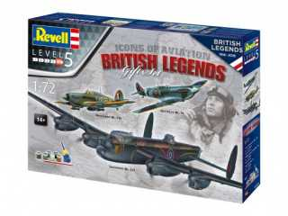 Revell 100 Years RAF: British Legends 1:72 bouwpakket