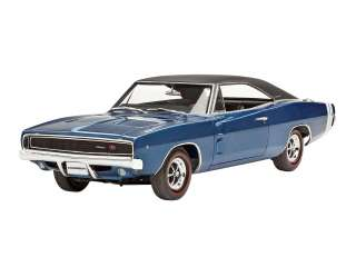 Revell 1968 Dodge Charger R / T in 1:25 bouwpakket