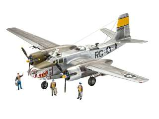 Revell A-26B Invader in 1:48 bouwpakket
