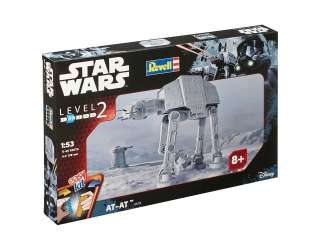 Revell AT-AT easykit in 1:53 bouwpakket