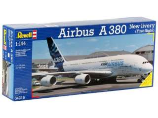 Revell Airbus A 380 First Flight in 1:144 bouwpakket