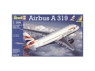 Revell Airbus A319 in 1:144 bouwpakket