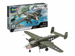 Revell B-25 Mitchell in 1:72 bouwpakket easy-click