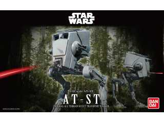 Revell Bandai Star Wars AT ST in 1:48 bouwpakket