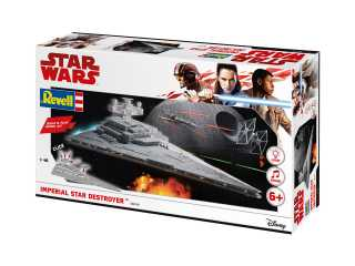Revell Build & Play Imperial Star Destroyer in 1:4000 bouwpakket 06749