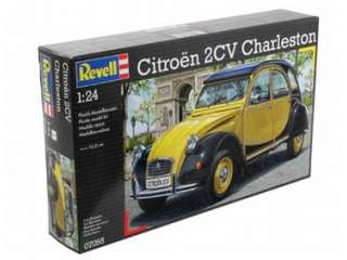 Revell Citroen 2CV CHARLESTON in 1:24 bouwpakket