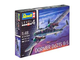Revell Dornier Do215 B-5 in 1:48 bouwpakket