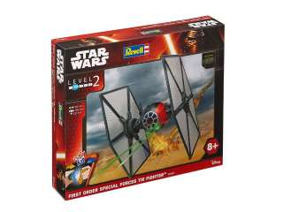 Revell First Order Special Forces TIE Fighter easykit in 1:35 bouwpakket