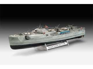 Revell German Fast Attack Craft S-100 in 1:72 bouwpakket