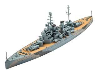 Revell H.M.S. Prince of Wales in 1:1200 bouwpakket