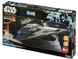 Revell Imperial Star Destroyer in 1:4000 bouwpakket