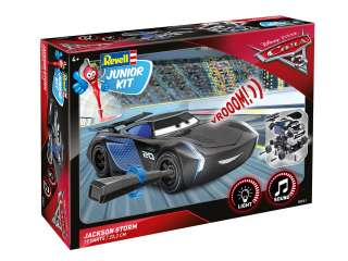 Revell Junior Kit Disney Cars Jackson Storm in 1:20 bouwpakket
