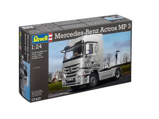 Revell Mercedes-Benz Actros MP3 in 1:24 bouwpakket