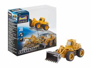 Revell Mini RC Excavator