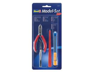 Revell Model Set Plus Basisgereedschap
